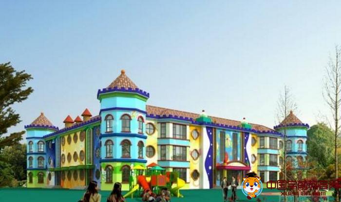 幼儿园设计建筑要点,通过建筑装饰起到美育教育的作用