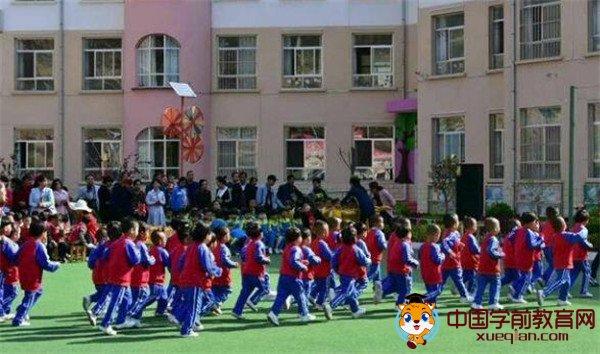 庆阳市宁县县城幼儿园,学会尊重、学会学习、学会思考