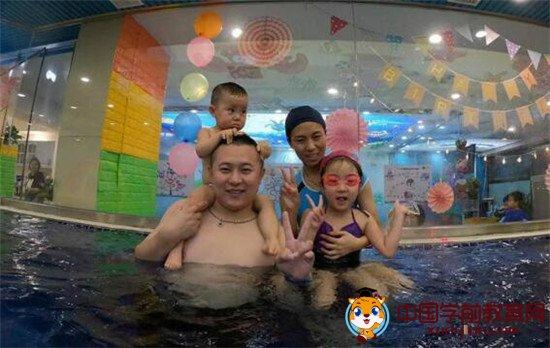 爱婴房亲子游泳俱乐部,培养出更健康的大脑和更高超智能的宝宝