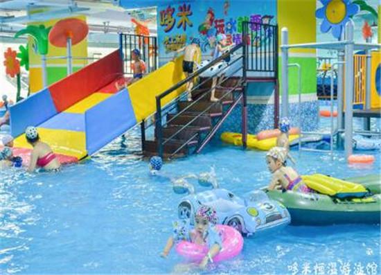 哆米游泳馆,给孩子一个