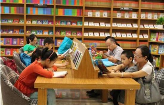 翻翻书亲子阅读馆,知识改变未来,阅读点亮智慧