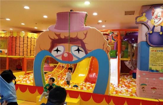 皇后大道亲子主题乐园,在玩乐中学习和思考