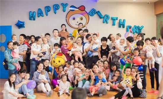 哈哈贝贝儿童成长中心,因才施教,为宝宝成长和学习助力