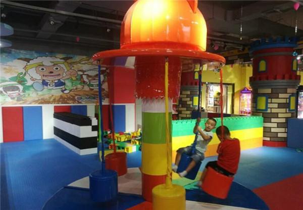 奇趣玩国儿童乐园(星星小镇店),快乐游玩中学习,做健全品格的宝宝