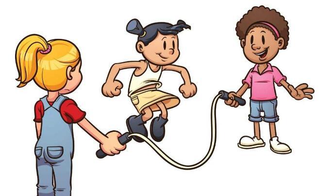 幼儿园教案大班户外体育跳绳,感受跳绳的乐趣和与他人合作带来的快乐
